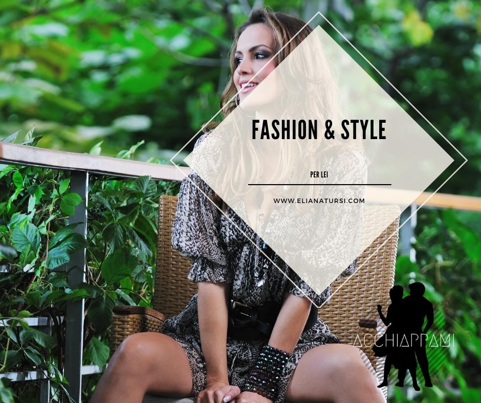 fashion&style lei